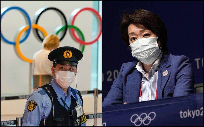 Alle Olimpiadi di Tokyo salgono i casi di Covid-19