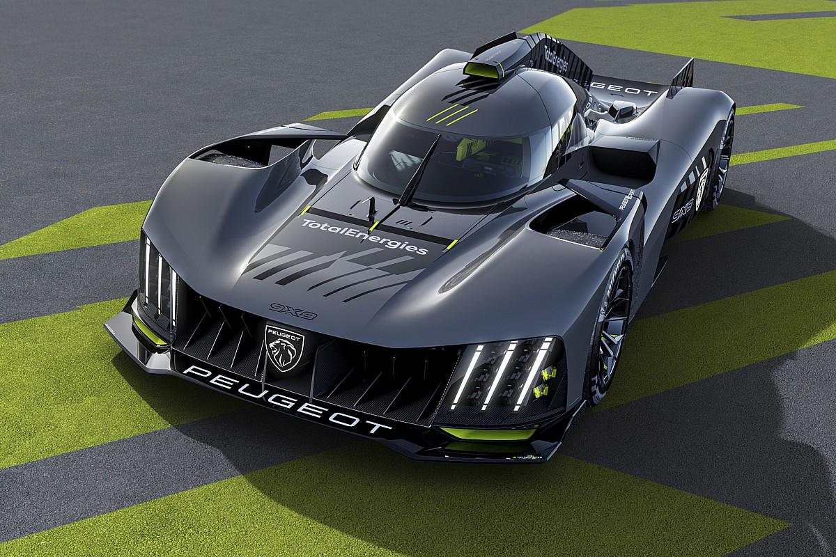 Peugeot 9X8: Paul di Resta, Jean-Eric Vergne e Kevin Magnussen per il 2022