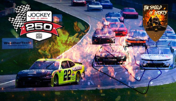 NASCAR Road America: William Byron in pole position