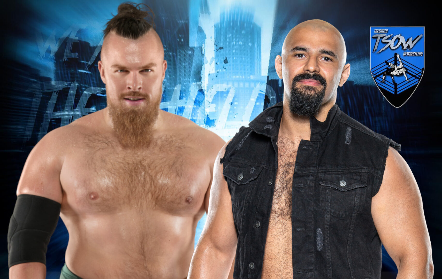 Rampage Brown ha vinto nel Knockouts or Submission Match