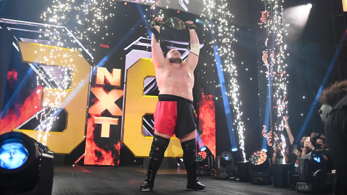 NXT TakeOver: 36 - Pagelle WWE