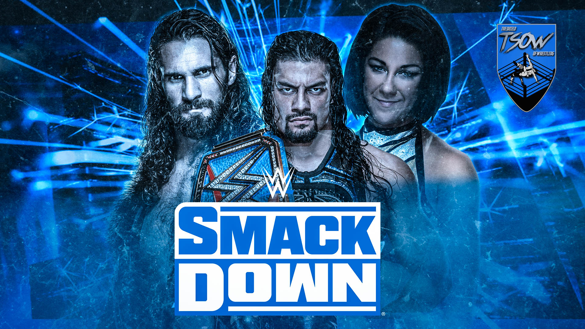 SmackDown Report 10-09-2021 – WWE