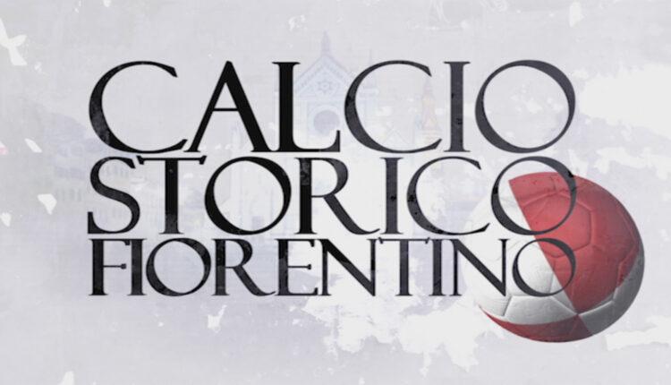 Agli Azzurri l'edizione 2021 del Calcio Storico Fiorentino