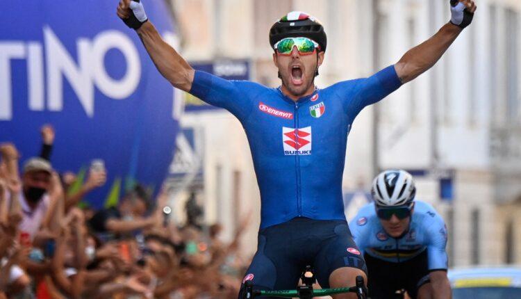Campionati Europei di ciclismo 2021: Colbrelli batte tutti