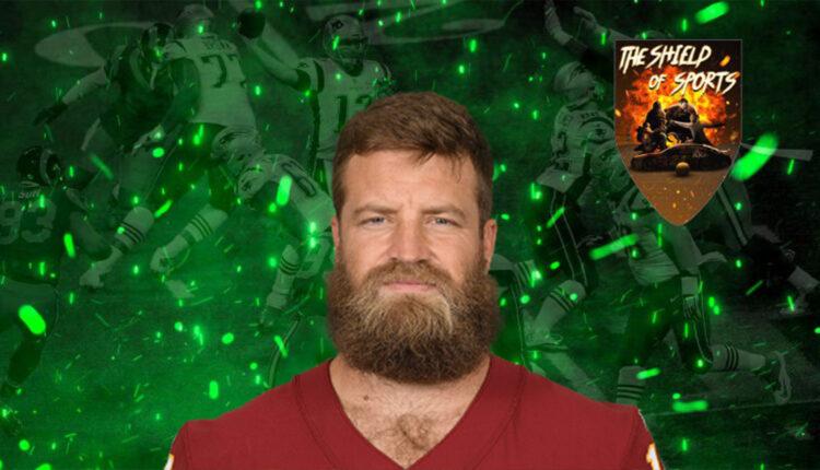 Ryan Fitzpatrick resterà fermo per infortunio