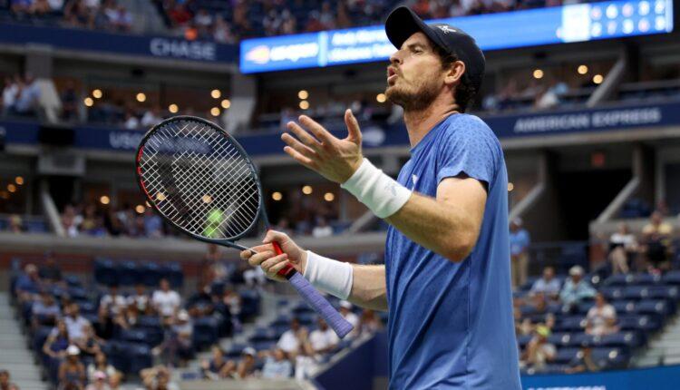 Andy Murray dopo gli US Open 2021