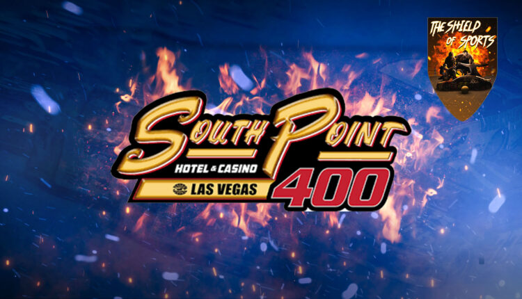 Denny Hamlin vince la South Point 400