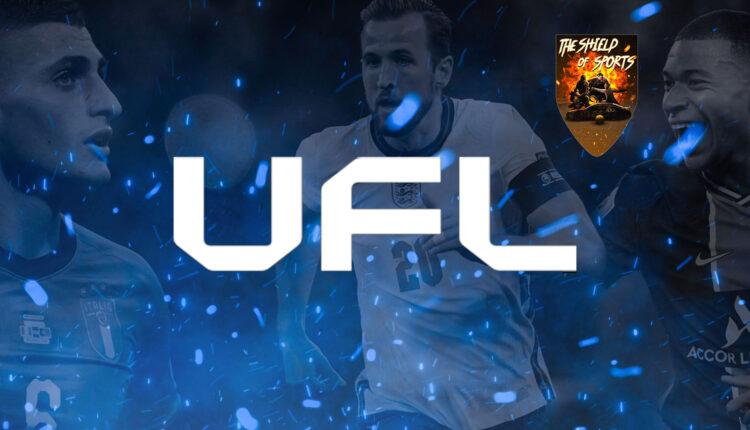 UFL, il nuovo videogame di calcio