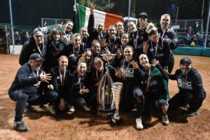 La Poderi dal Nespoli Forlì, campione d'Italia nella Serie A1 Softball (Crediti: K73-NADOC)