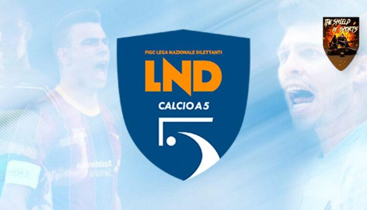 Serie A C5 2021/2022 - Risultati 2° Giornata