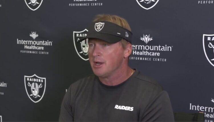 Jon Gruden non è più l'Head Coach dei Raiders